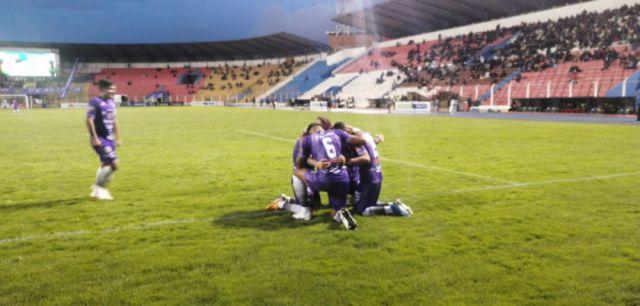 Real Potosí le ganó por un tanto a Municipal Vinto