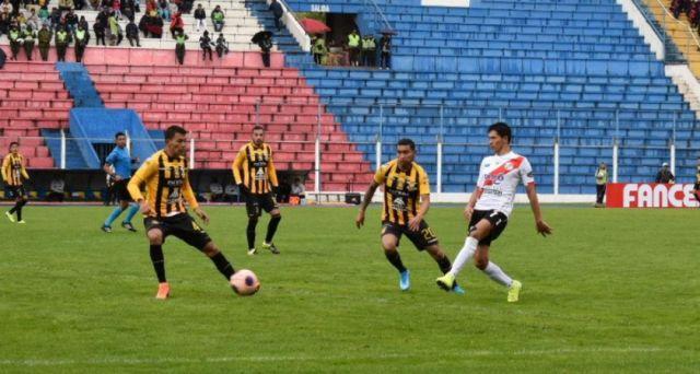 Nacional Potosí le ganó 3-1 al Tigre en Potosí