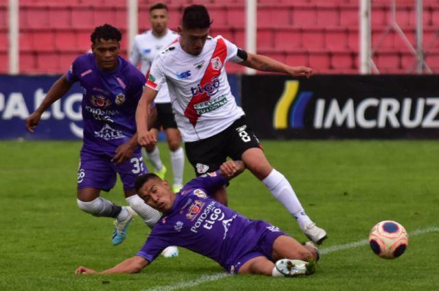 Nacional Potosí ganó 4-0 a Real Potosí