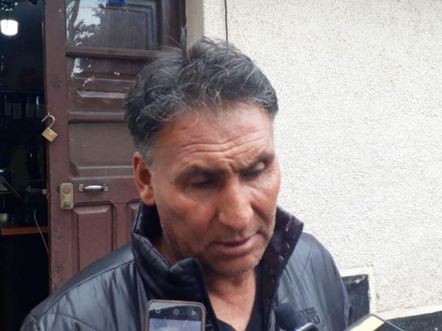 El técnico Marcos Ferrufino queda fuera el equipo de Real Potosí