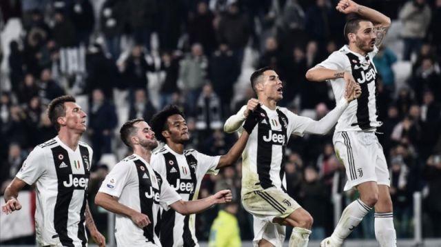 Jugadores de Juventus renuncian a parte de salarios