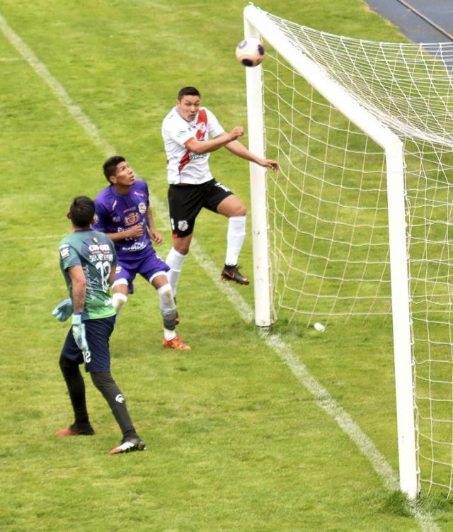 El fútbol boliviano llega a los 90 días encapsulado