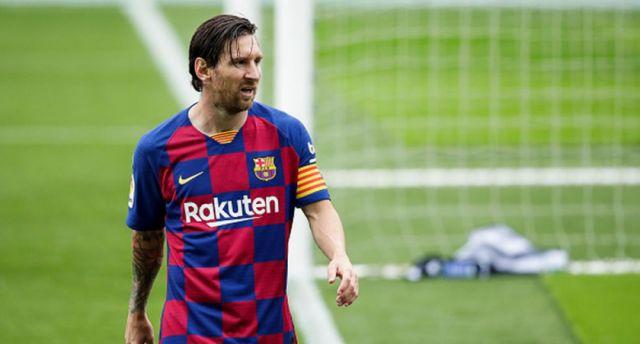 Barcelona convulsionada por el freno de Messi a su renovación de contrato