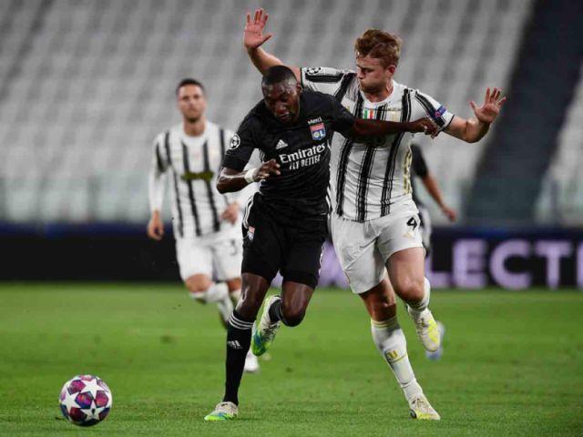 Juventus, que le ganó al Lyon, no le alcanzó y fue eliminado
