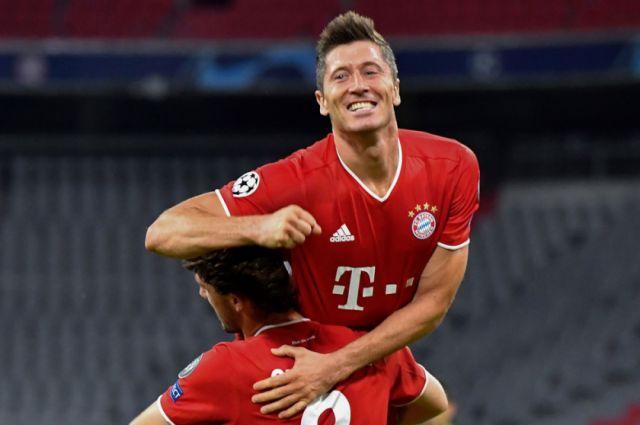 El Bayern y Lewandowski terminan de fulminar al Chelsea