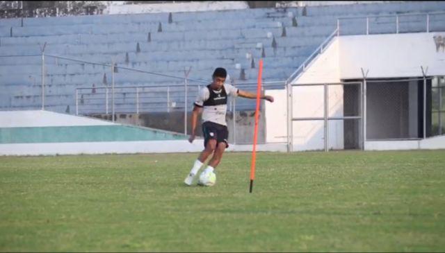 El volante de la Selección Bolivianaya piensa en Brasil y Argentina