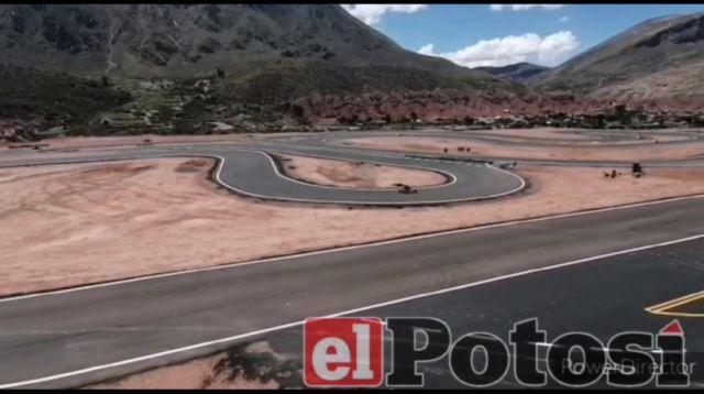 Más de 65 pilotos participan del nacional de Karting en Tarapaya