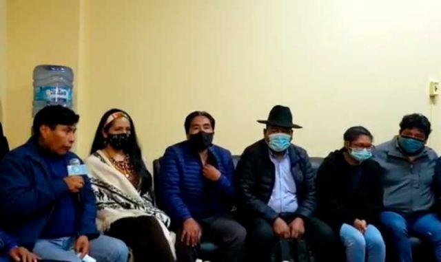 MAS anuncia a Zacarías Maquera como candidato a alcalde de El Alto