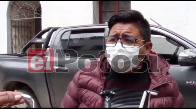 Alcalde desmiente que no se entregue alimento a pacientes en el Centro Covid