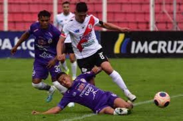 Real y Nacional Potosí se enfrentan en amistoso hoy