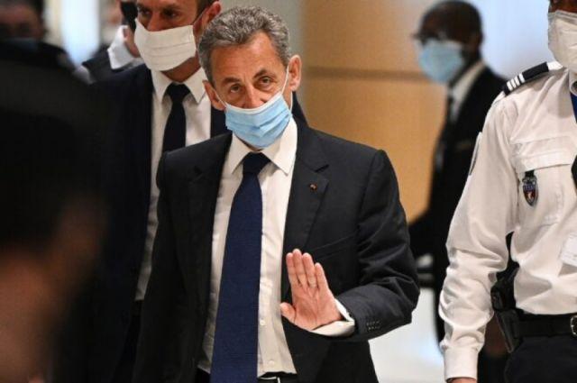 El expresidente francés Nicolas Sarkozy es condenado por corrupción