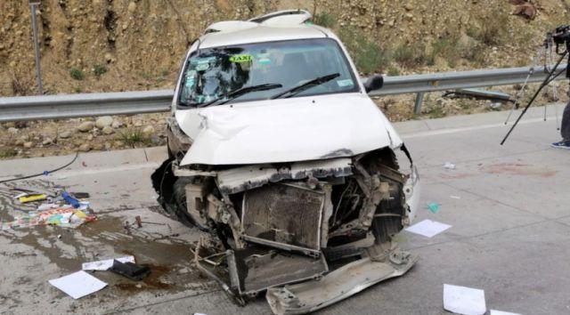 Conductor pierde un brazo en accidente en la Autopista La Paz-El Alto