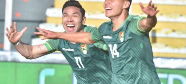 Bolivia goleó a Paraguay (4-0) y sigue en carrera por la clasificación al mundial
