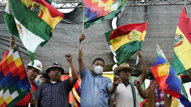 """""""Que la verdad brille"""", pide Bolivia en panel de OEA que niega fraude electoral"""