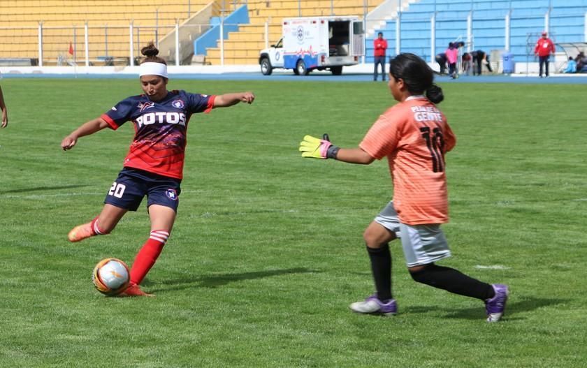 Potosí quiere sumar los tres puntos en su visita a Beni en la Copa Bolivia