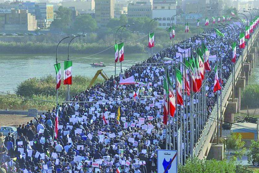 Enfrentamientos dejan otros tres fallecidos en protestas en Irán