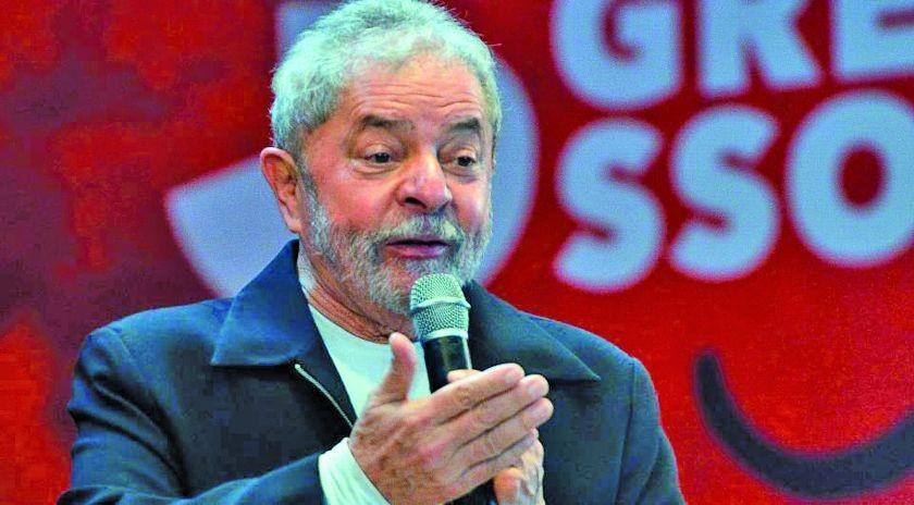 Lula pide ser escuchado antes del juicio por corrupción en Brasil