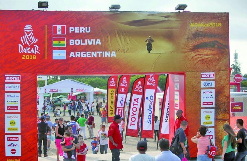 El Dakar cumple diez años en Sudamérica