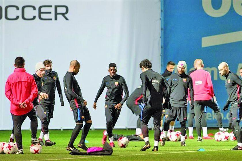 Celta quiere aprovechar su localía para vencer a Barcelona