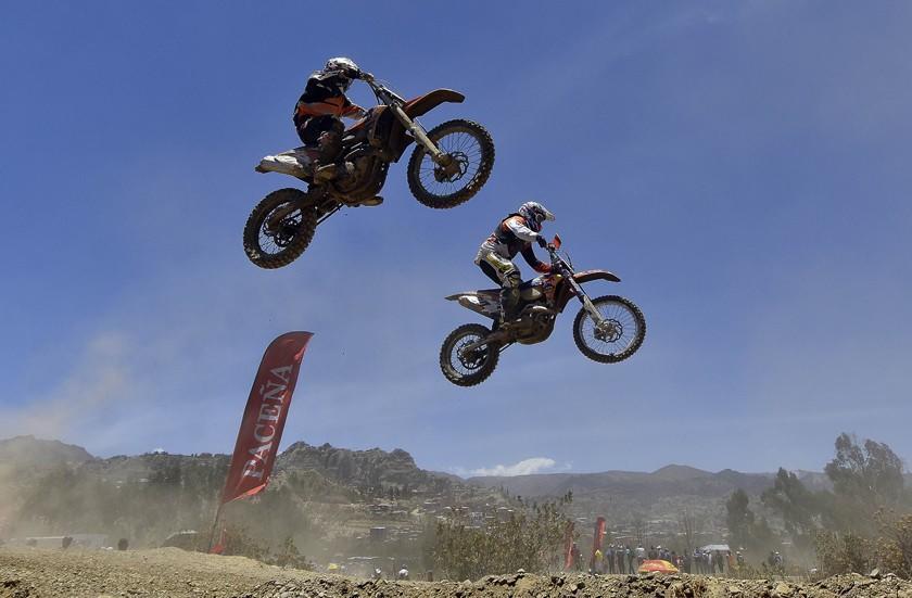 Más de 100 pilotos competirán en el departamental de motociclismo en Caiza D