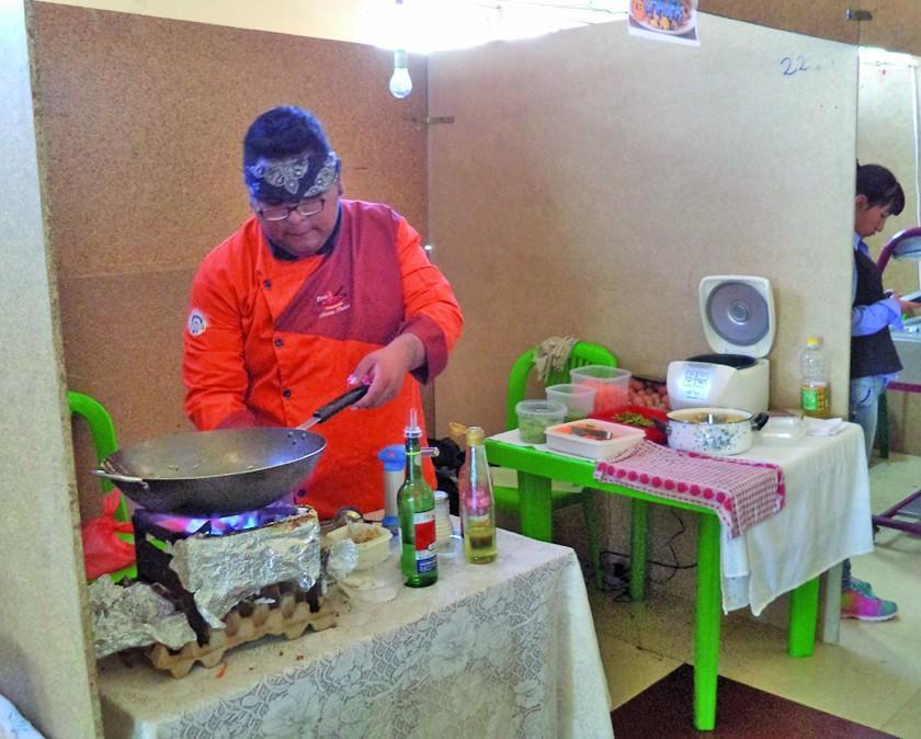 Tupiza saboreará los platos típicos