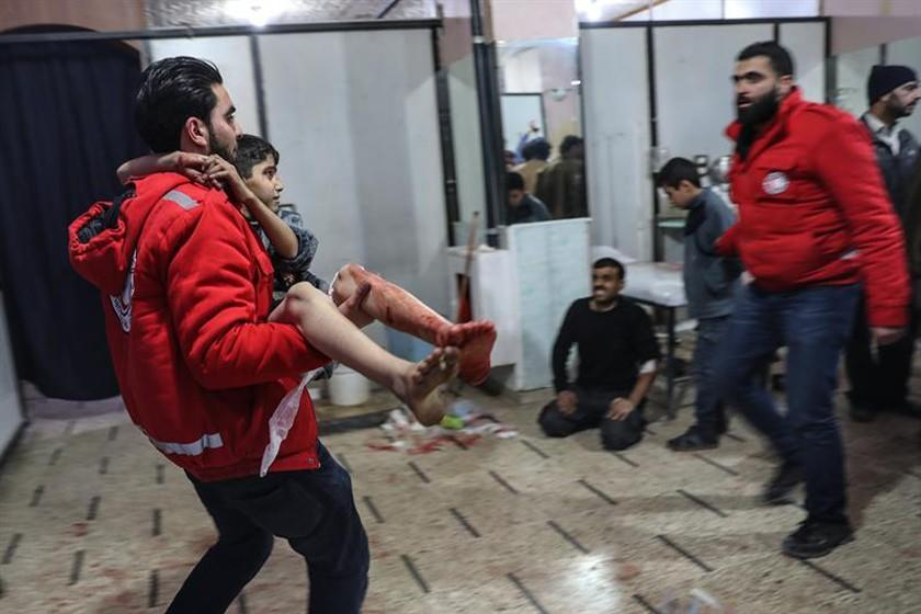 Enfrentamientos armados causan 31 muertos en Siria