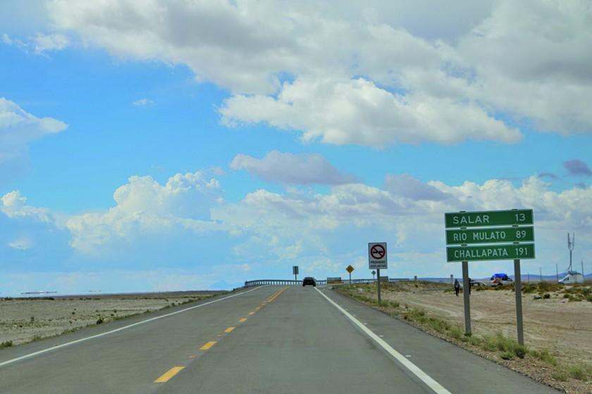 Cierran la carretera Oruro-Uyuni