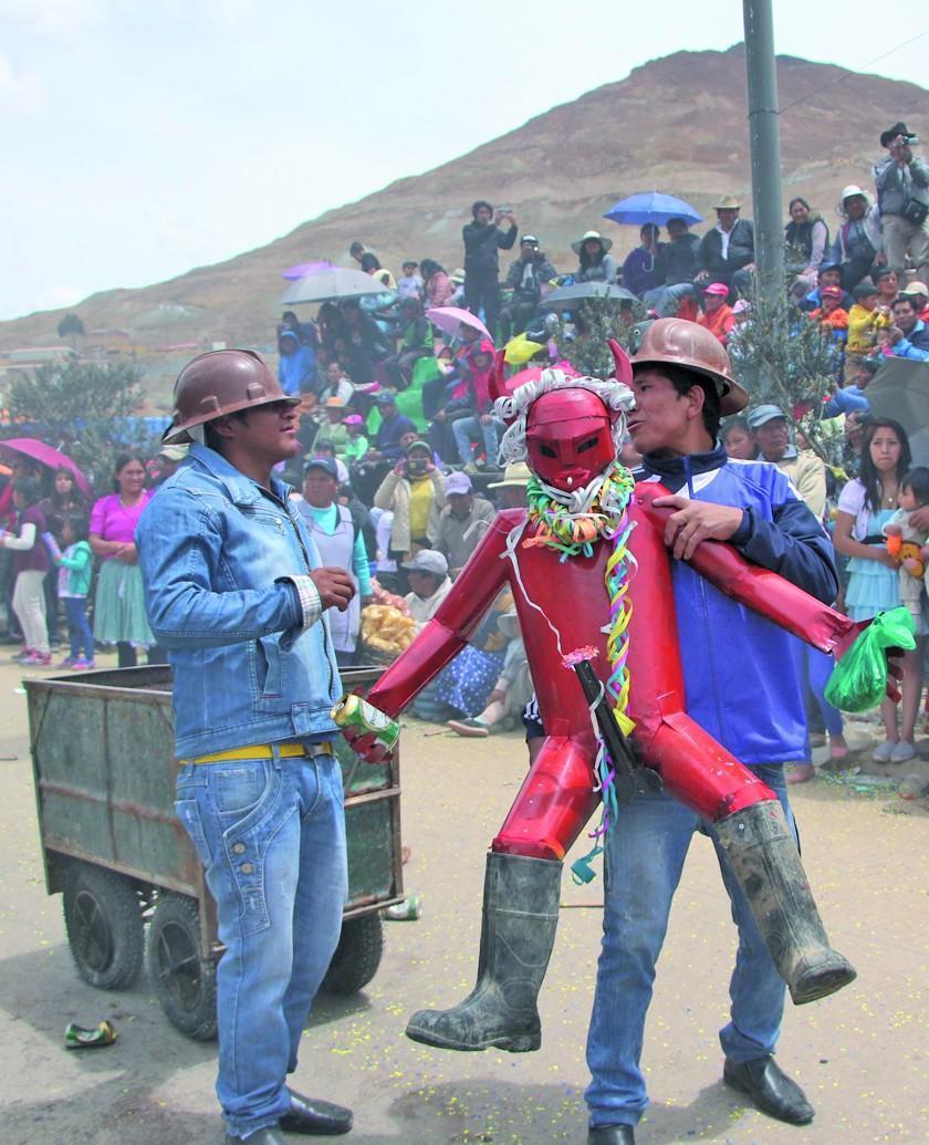 Esta noche se lanza recién el Carnaval Minero 2018