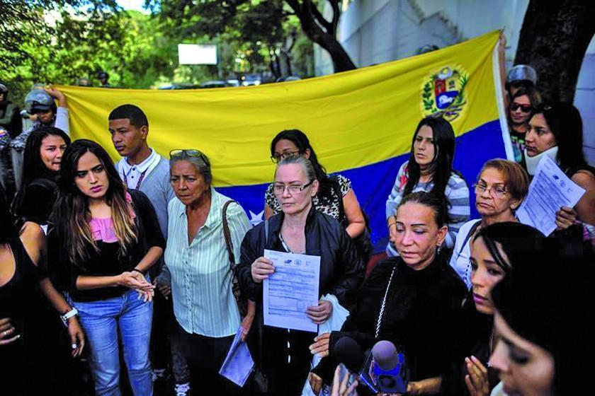 Parlamento cita a un ministro en Venezuela por operativo policial