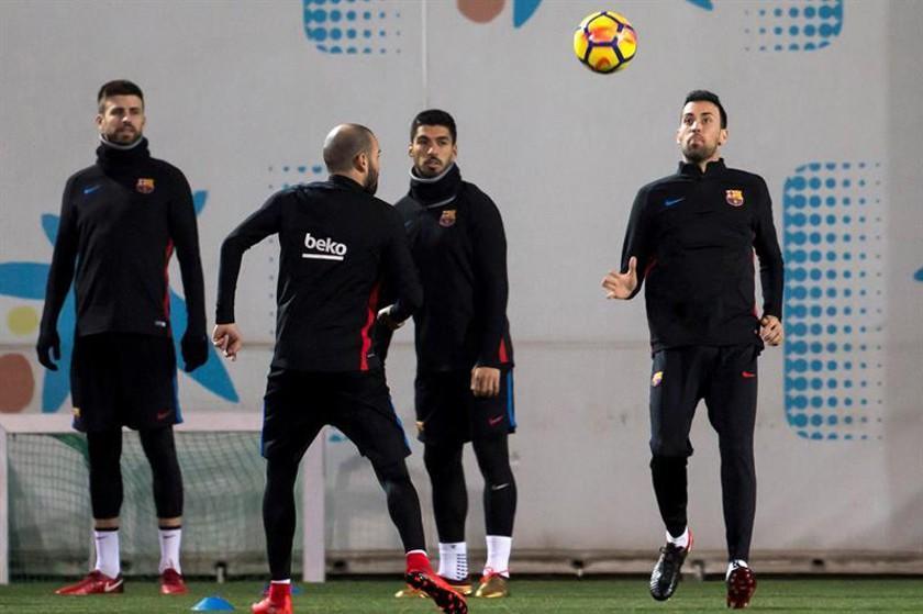 Real Betis quiere sorprender a Barcelona