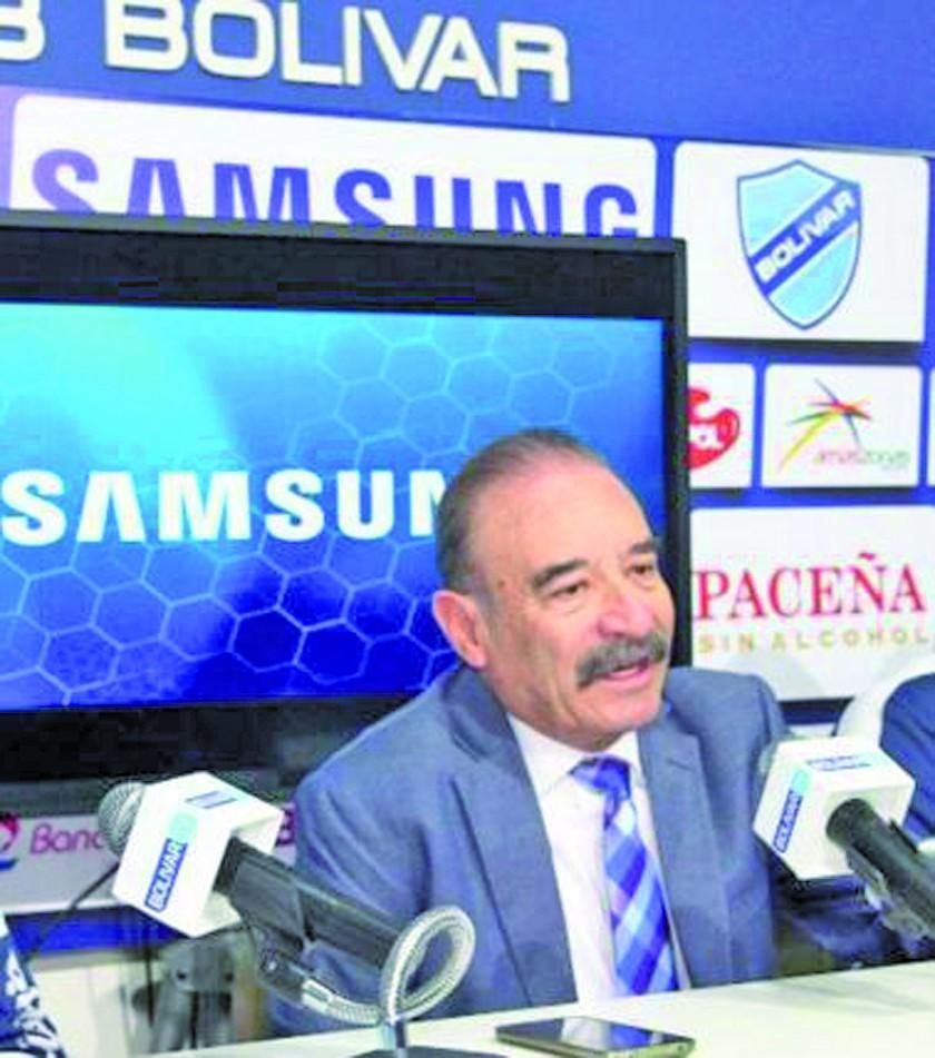 """Loayza: """"el club que no pague debe descender"""""""