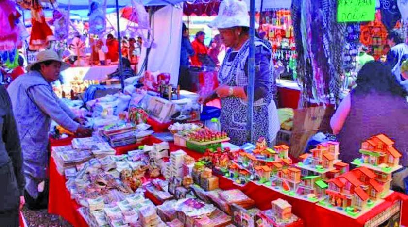 "Feria de ""Alasita"" va a otros países"