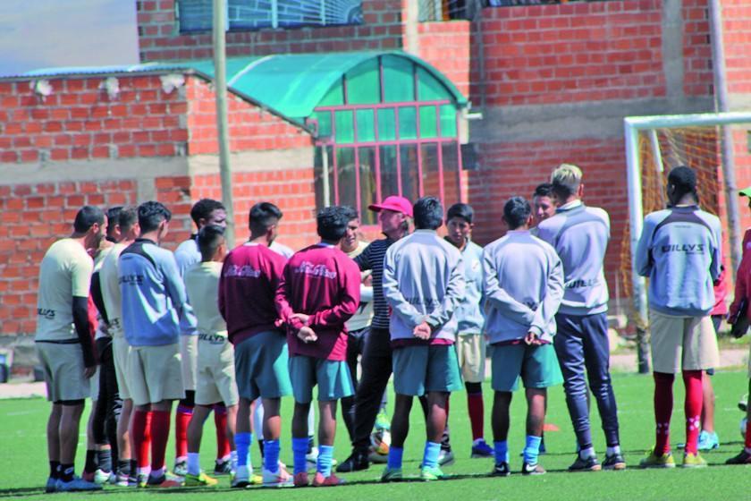 Pérez empezará a delinear el equipo que retará a San José
