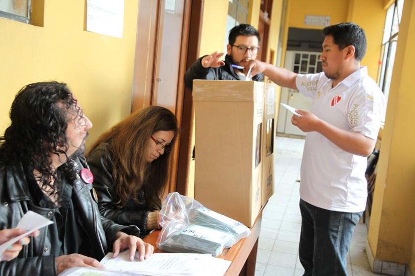 Piden revocatorio para los alcaldes de Potosí, Uyuni, Uncía y Llallagua