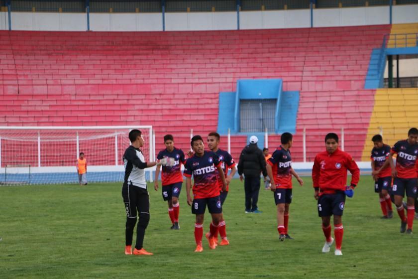 Selecciones potosinas están listas para recibir a Oruro en la Copa Bolivia