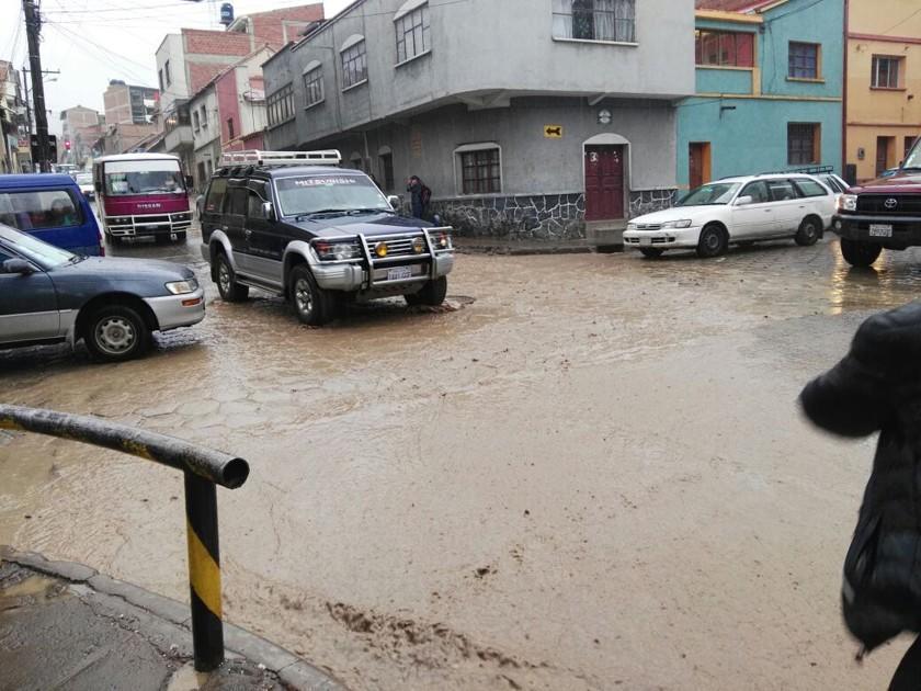 Las lluvias incrementan reservas en las lagunas y mejora la distribución