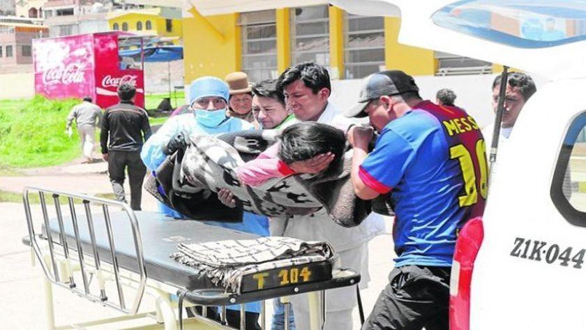 Un grupo de músicos bolivianos se accidenta en Perú y hay 4 heridos