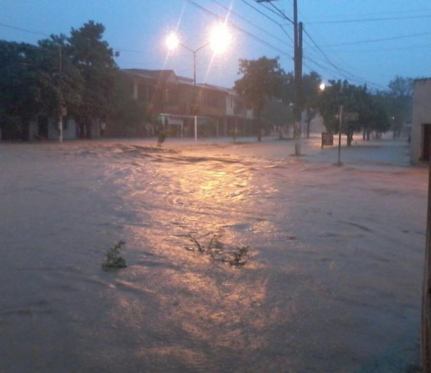 Se declara alerta naranja en 6 regiones por lluvias