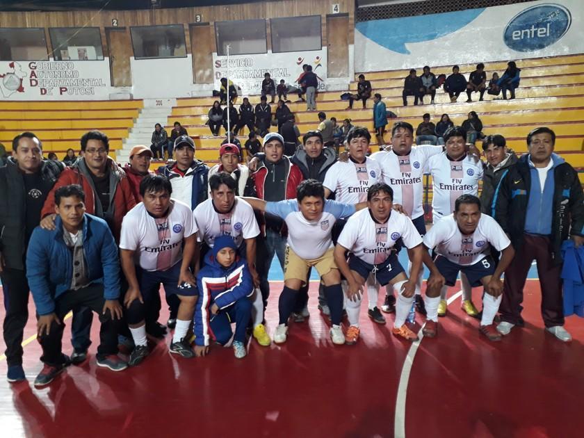 Central Surco se corona campeón del torneo de la asociación de futsal