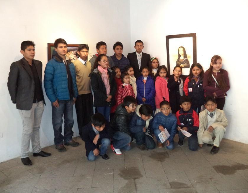 Grupo Pinceladas abre exposición