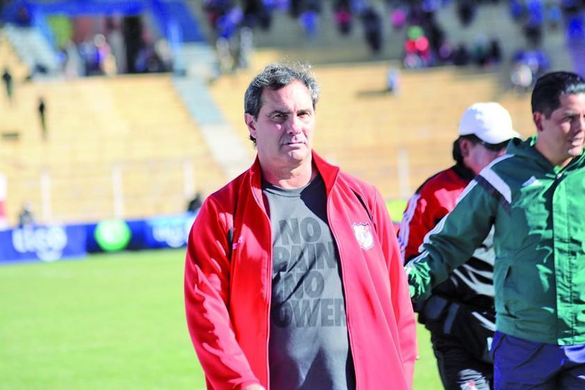 Nacional vuelve a apostar por Edgardo Malvestiti