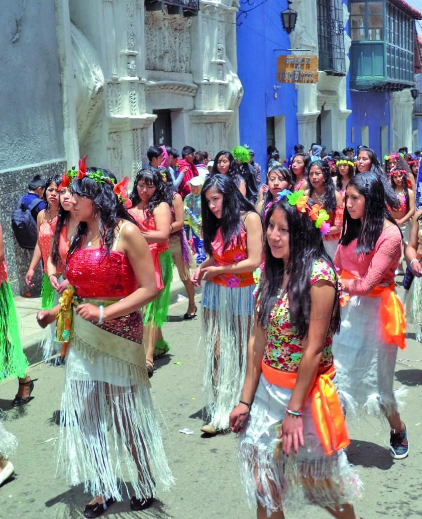 Sale lista de los ganadores del Carnaval Potosino