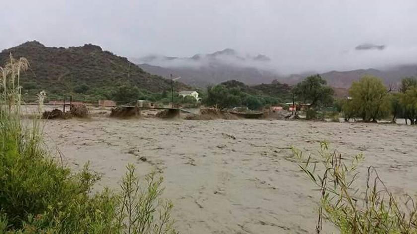 Reportan 4.785 familias afectadas por desastres naturales en Potosí