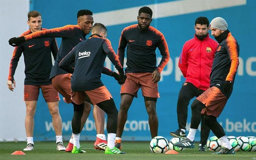 "Barza recibe a Girona en el ""Camp Nou"""
