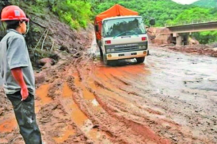 Las lluvias afectan labores mineras en algunas regiones