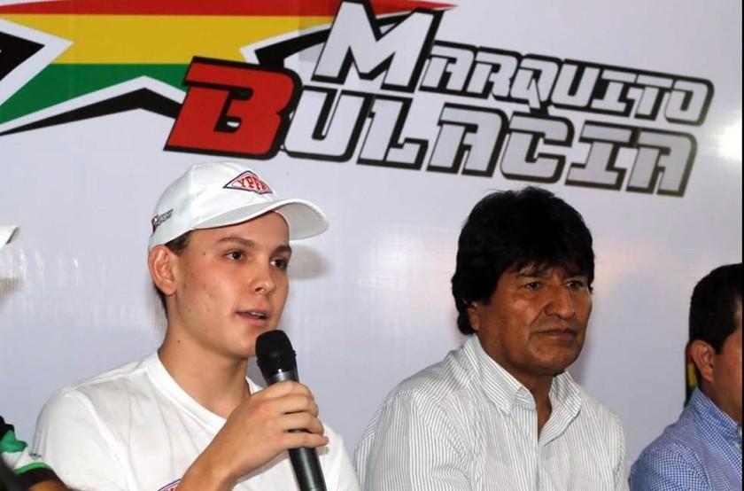 Bulacia se alista para el Mundial WRC2