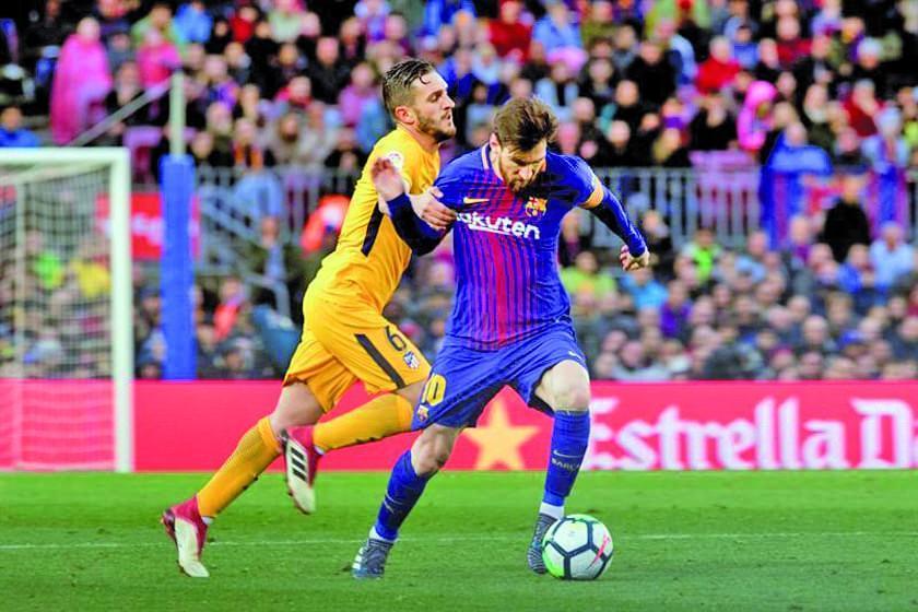 Barcelona vence a Atlético de Madrid