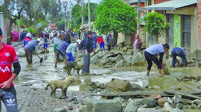 Instruyen reprogramar  deudas a afectados por los desastres naturales