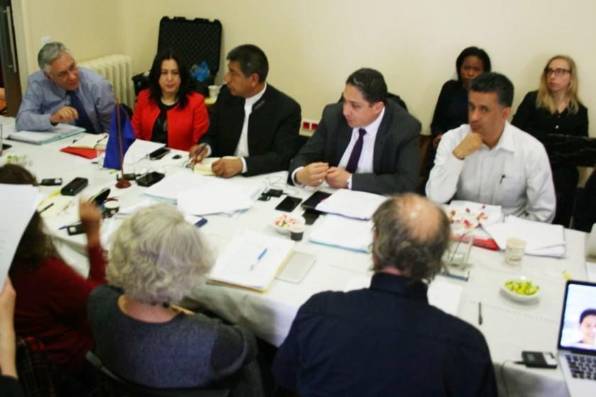 Bolivia está lista para alegatos a exponerse en el juicio contra Chile