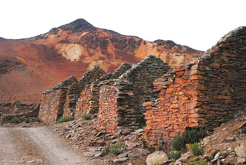 Aullagas y Colquechaca,  lugares históricos de Potosí